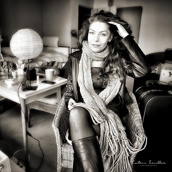 Fotografie Margitta-Janine Lippok - Schauspielerin