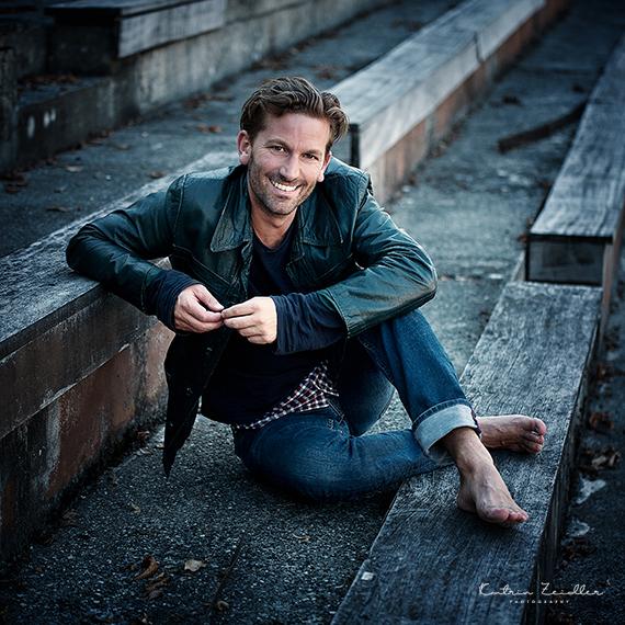 Fotografie Oliver Stein - Schauspieler