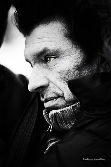 Fotografie Stephan Schleep - Schauspieler