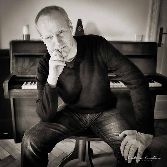 Fotografie Sven Riemann - Schauspieler