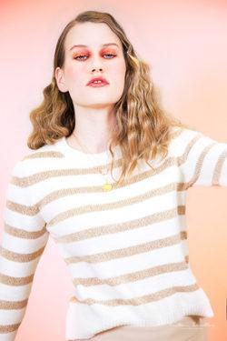 Modelfotografie - Facestudio Challenge Team Beige