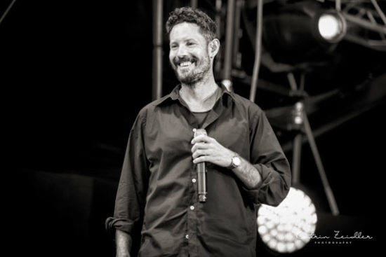 Konzertfotografie - Freundeskreis Max Herre Konzert Schloss Salem