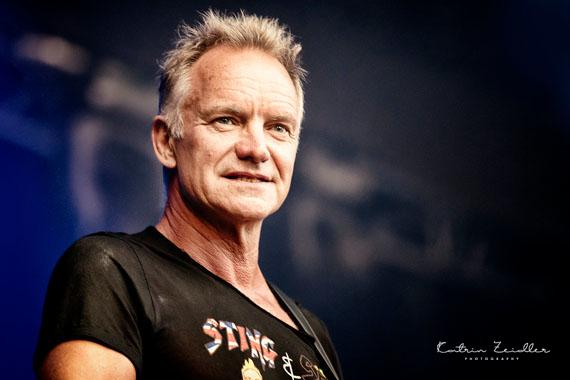 Konzertfotografie Sting Konzert Schloss Salem Bodensee__02