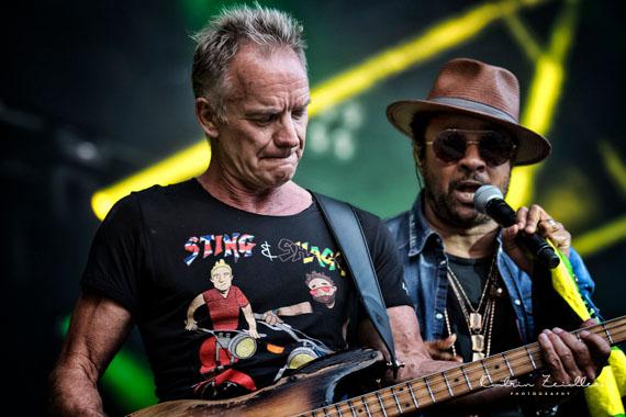 Konzertfotografie Sting & Shaggy Konzert Schloss Salem Bodensee__07