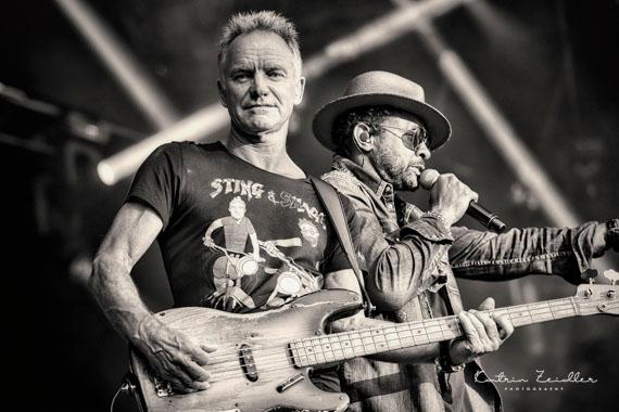 Konzertfotografie Sting & Shaggy Konzert Schloss Salem Bodensee__08