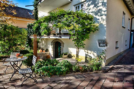 Business Fotografie - Hotel Front Terrasse