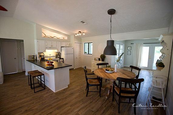 Businessfoto Ferienhaus Küche Florida