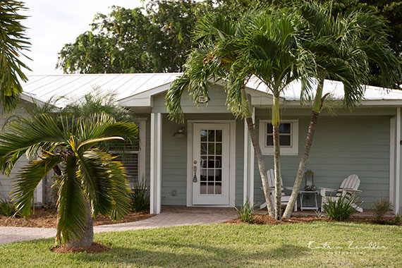 Businessfoto Ferienhaus Front Florida