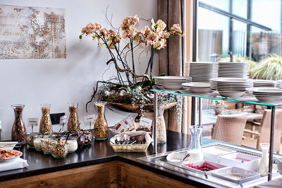 Business Fotografie - Hotel Frühstücksbuffet