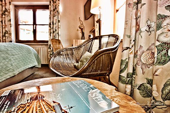Business Fotografie - Hotelzimmer Sessel