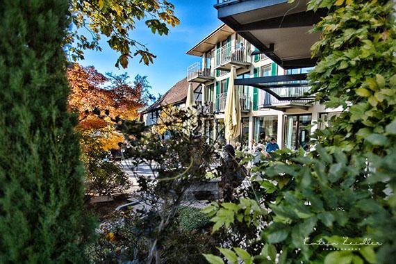 Business Fotografie - Hotel Ansicht