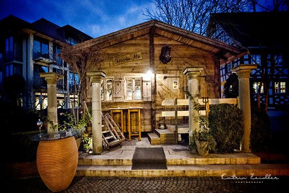 Businessfoto - Restaurant Aussenansicht