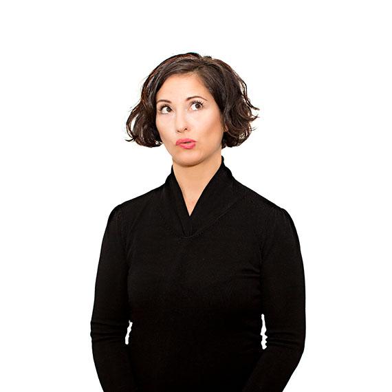 Businessporträt - Emotion frisch sympathisch