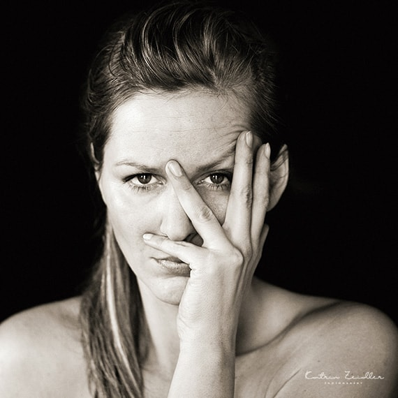 Erotikfotografie - erotische Pose