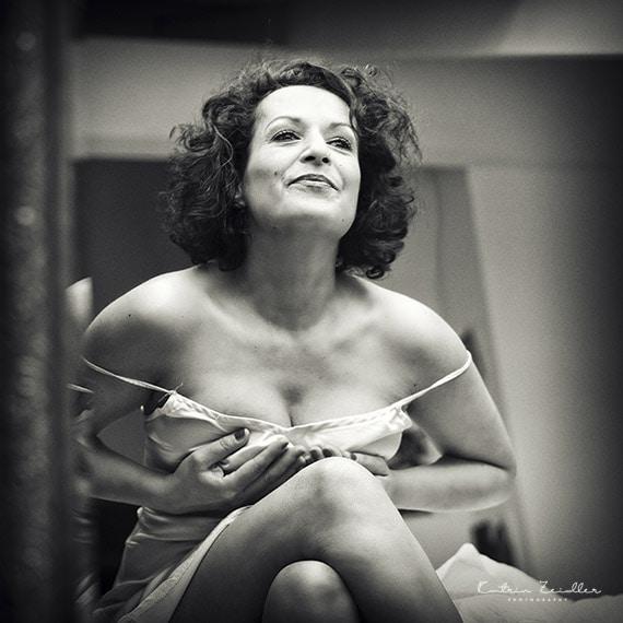 Erotikfotografie - provozierende Erotik