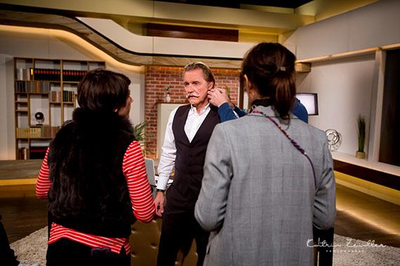 Eventfotografie - TV Sendung mit Ingo Lenßen