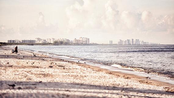 Landschaftsfotografie Florida Naples Morgensonne Strand