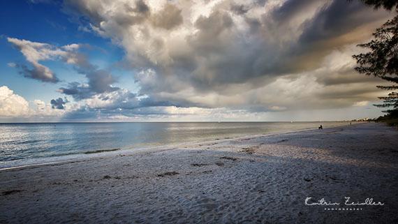 Landschaftsfotografie Florida Naples Strand