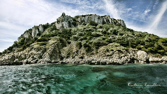 Landschaftsfotografie Sardinien Golf Aranci vom Boot