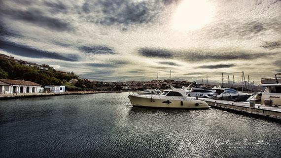 Landschaftsfotografie Sardinien Porto Rotondo Hafen