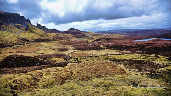 Landschaftsfotografie Schottland Isle Skye Quiraing