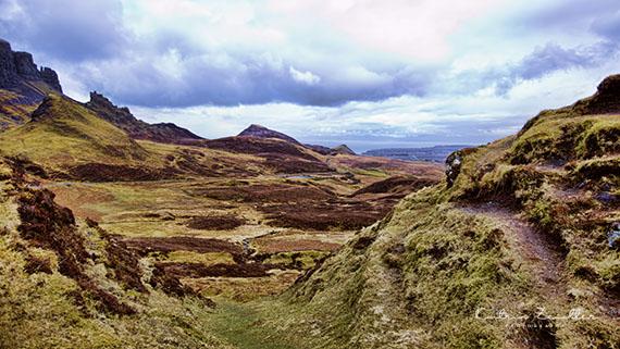 Landschaftsfotografie Schottland Isle Skye Quiraing 2