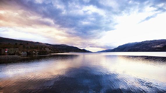 Landschaftsfotografie Schottland Loch Ness