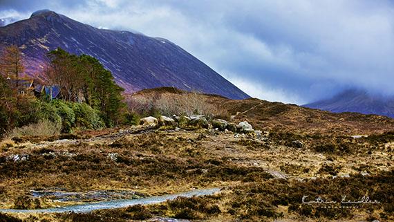 Landschaftsfotografie Schottland Nähe Isle Skye