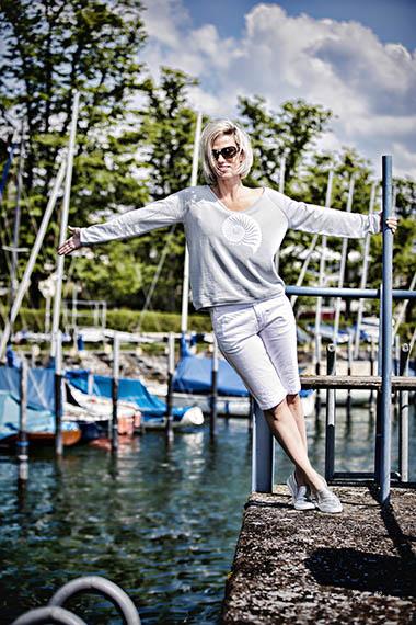 Sportfotografie - Freizeitmode - die Bootstour kann kommen
