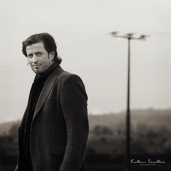 Porträtfotografie Mann