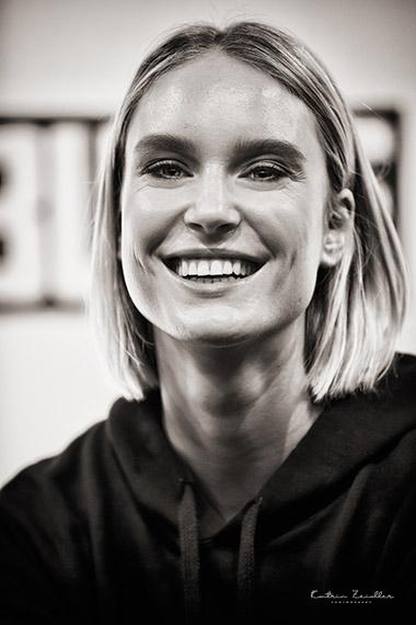 Kim Hnizdo - Model