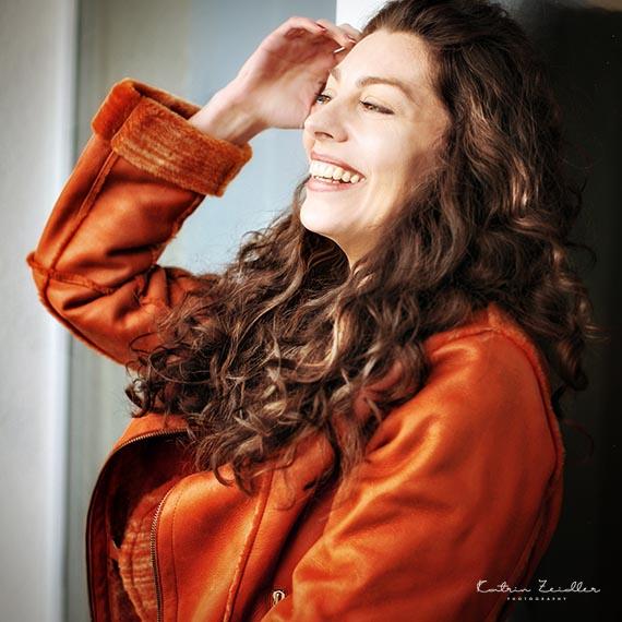 Fotografie - Margitta-Janine Lippok - Schauspielerin