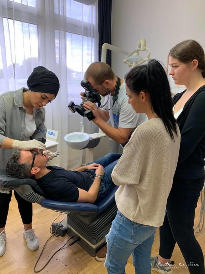 Dentalfotografie Kurs - Gruppe