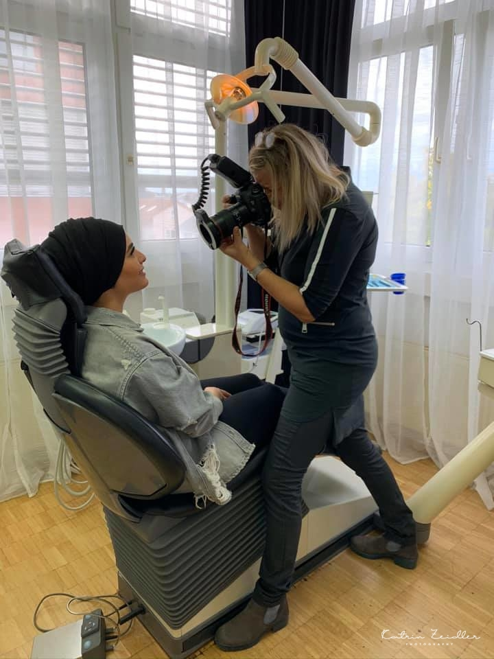 Dentalfotografin Katrin Zeidler Kurs