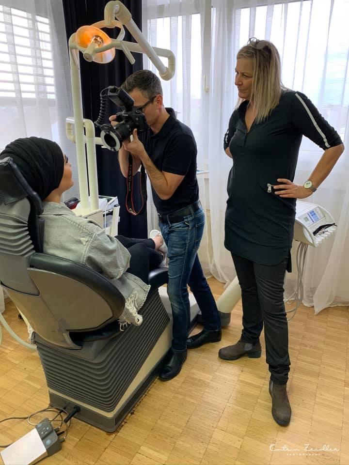 Dentalfotografie Kurstrainer Katrin Zeidler