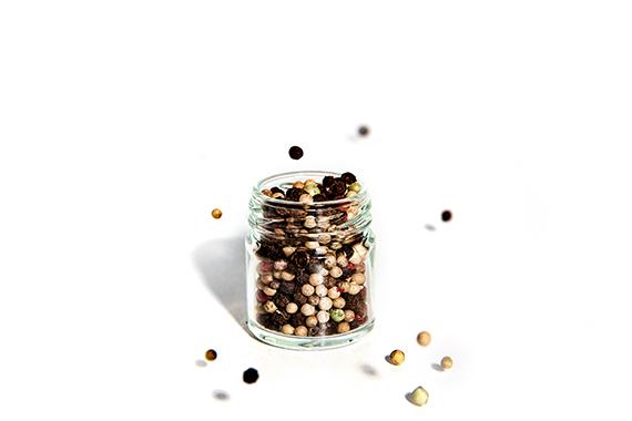 Foodfotografie Gewürzglas