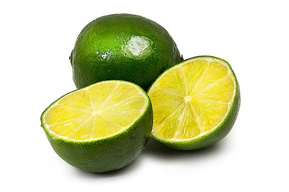 Foodfoto Limette