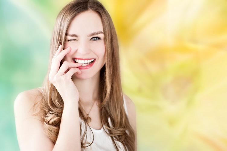 Praxisfotograf - weiße Zähne