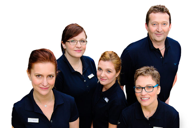 Praxisfotograf - Arztteam