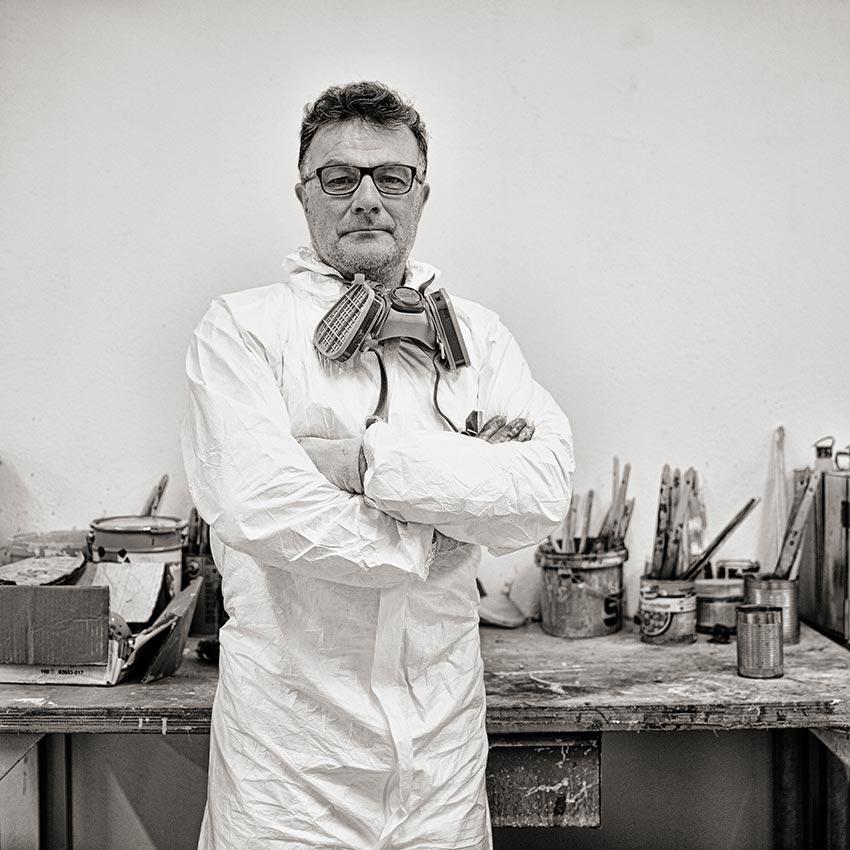Maler / Lackierer Bernd Eichhorn Friedrichshafen