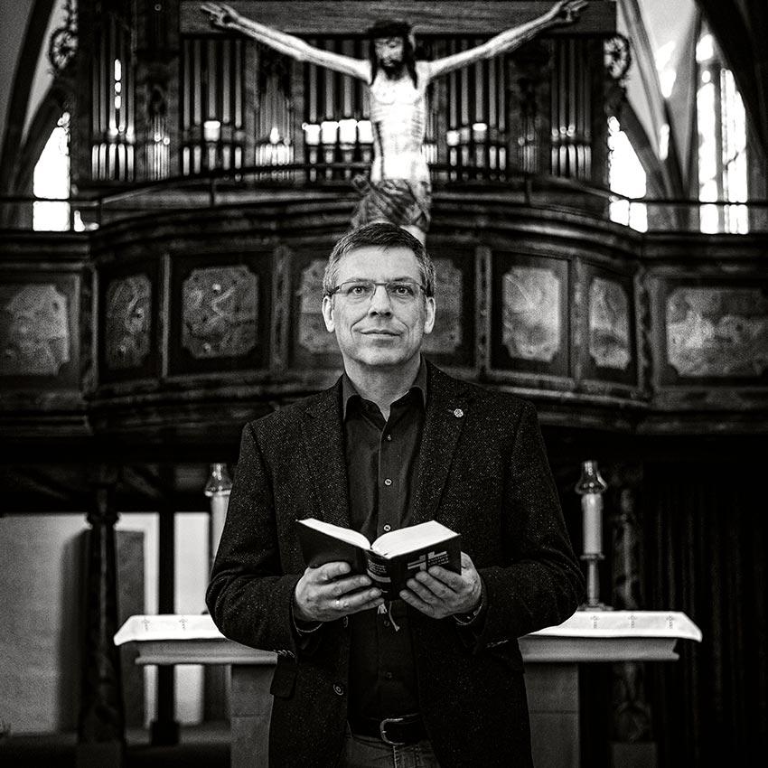 Pfarrer Michael Frey Wildberg