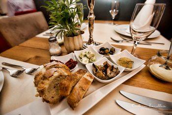 Business Fotografie - Restaurant kulinarische Köstlichkeiten