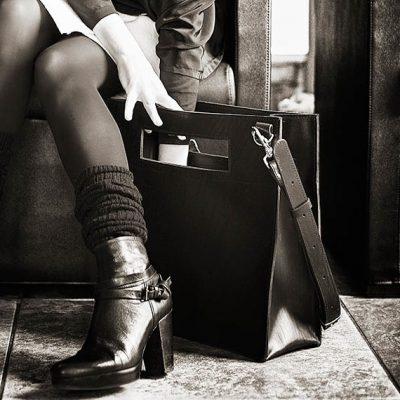 Werbefotografie - Produktfotografie Damentasche